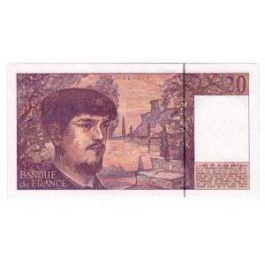 France 20 Francs 1993