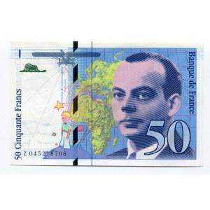 France 50 Francs 1997