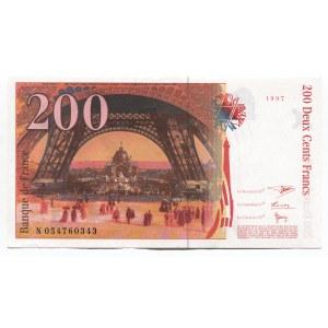 France 200 Francs 1997
