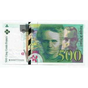 France 500 Francs 1994