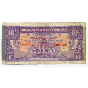Great Britain 10 Shillings 1946
