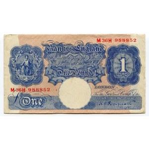 Great Britain 1 Pound 1940 - 1948