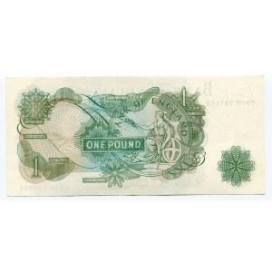 Great Britain 1 Pound 1962 - 1966