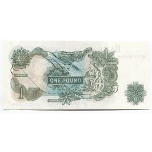 Great Britain 1 Pound 1970 - 1975