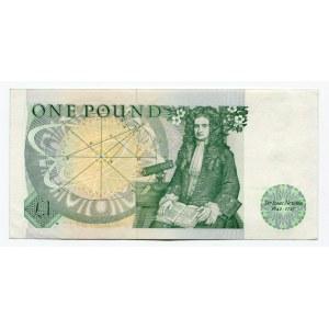 Great Britain 1 Pound 1981 - 1984