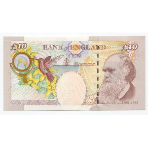 Great Britain 10 Pounds 2000