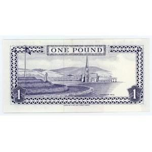 Isle of Man 1 Pound 1983 (ND)