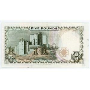 Isle of Man 5 Pounds 1983