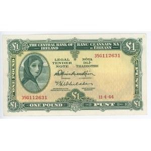 Ireland 1 Pound 1964