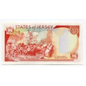 Jersey 10 Pounds 2000