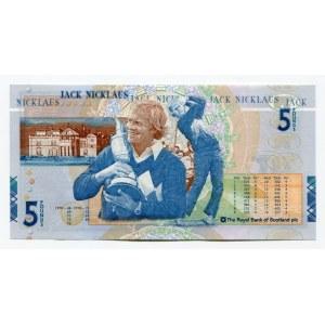 Scotland 5 Pounds 2005
