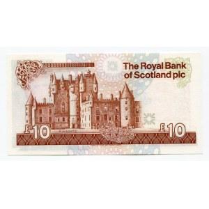Scotland 10 Pounds 2006