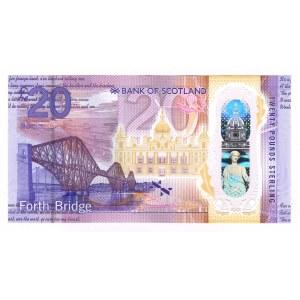 Scotland 20 Pounds 2019
