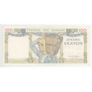 Greece 100 Drachmai 1935