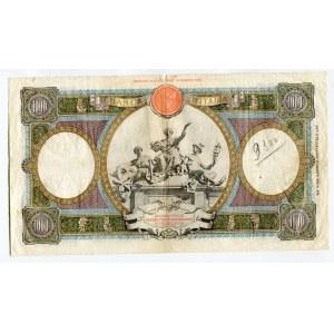 Italy 1000 Lire 1938