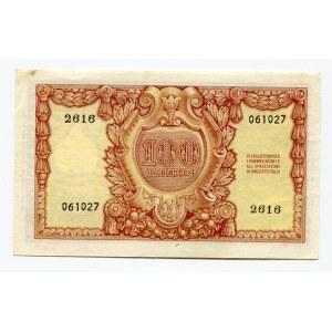 Italy 100 Lire 1951
