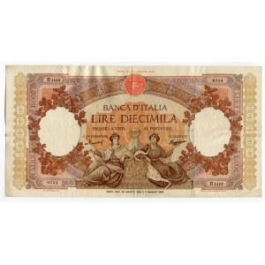 Italy 1000 Lire 1958
