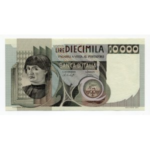 Italy 10000 Lire 1978