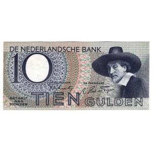 Netherlands 10 Gulden 1943