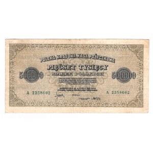 Poland 500000 Mark 1923