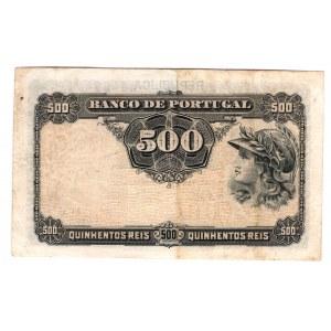Portugal 500 Reis 1904