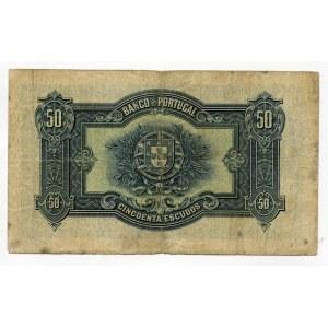 Portugal 50 Escudos 1925