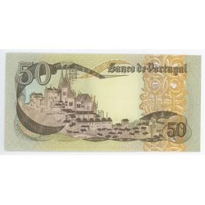 Portugal 50 Escudos 1980