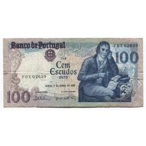 Portugal 100 Escudos 1985