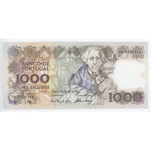 Portugal 1000 Escudos 1994