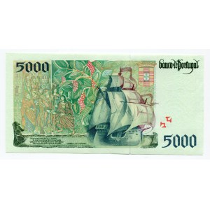 Portugal 5000 Escudos 1997