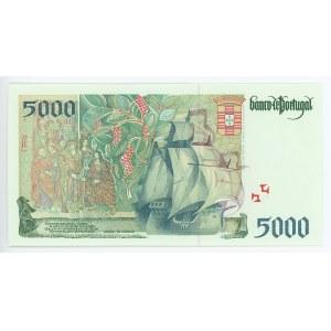 Portugal 5000 Escudos 1998