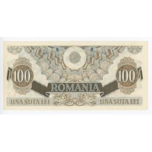 Romania 100 Lei 1947