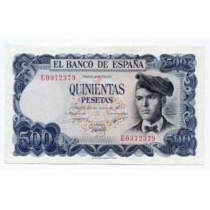 Spain 100 Pesetas 1970