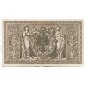 Germany - Empire 1000 Mark 1910