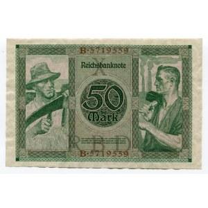 Germany - Weimar Republic 50 Mark 1920
