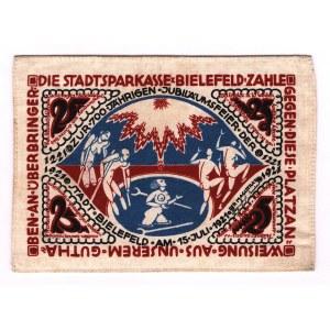 Germany - Weimar Republic Bielefeld 25 Mark 1921