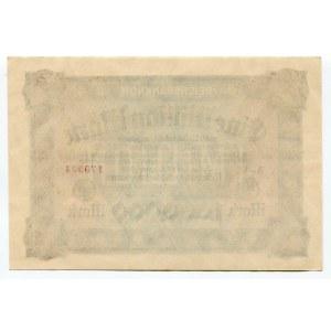 Germany - Weimar Republic 1000000 Mark 1923