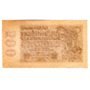 Germany - Weimar Republic 500 Million Mark 1923