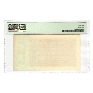 Germany - Weimar Republic 1 Milliard Mark 1923 PMG 64