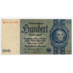 Germany - Third Reich 100 Reichsmark 1935