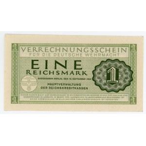 Germany - Third Reich 1 Reichsmark 1944