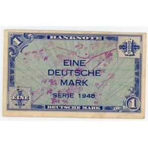 Germany - FRG 1 Deutsche Mark 1948