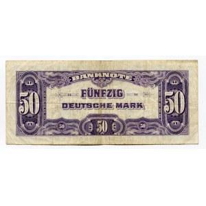 Germany - FRG 50 Deutsche Mark 1948
