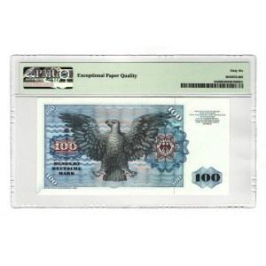 Germany - FRG 100 Mark 1980 PMG 66 EPQ