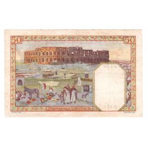 Algeria 50 Francs 1941