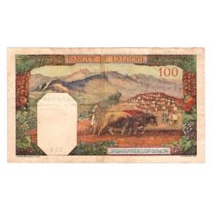 Algeria 100 Francs 1942