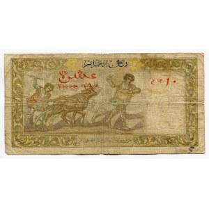 Algeria 10 Nouveaux Francs 1960
