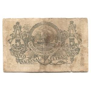 Angola 5 Centavos 1918