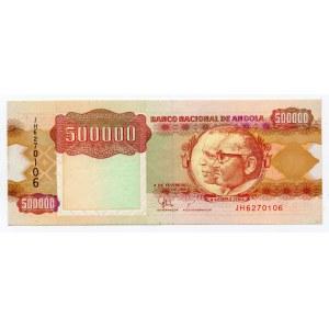 Angola 500000 Kwanzas 1991