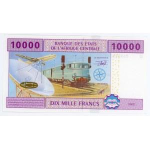 Cameroon 10000 Francs 2002